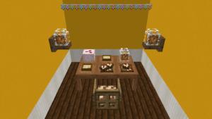 Мод Comfy Cozy для minecraft 1.12.2