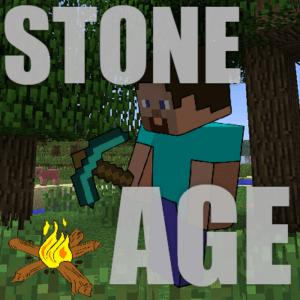 Мод на каменный век - Yanny's Stone Age 1.15.2, 1.14.4