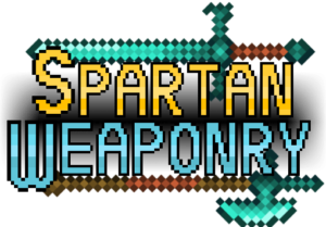 Мод Spartan Weaponry 1.16.4, 1.15.2 1.14.4, 1.12.2