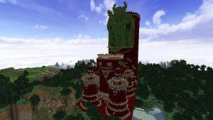 Мод на Данжи - DungeonDQ для майнкрафт 1.12.2