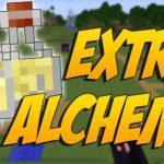 Мод Extra Alchemy для майнкрафт 1.16.2, 1.15.2, 1.14.4, 1.12.2