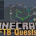 Мод на задания - FTB Quests для майнкрафт 1.12.2
