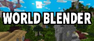 Мод World Blender для майнкрафт 1.16.3, 1.15.2, 1.14.4