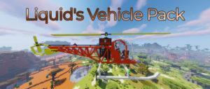 Мод Liquid's Vehicle 1.12.2