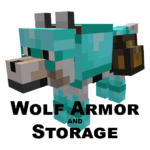 Мод Wolf Armor and Storage 1.12.2, 1.11.2, 1.7.10