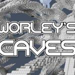 Мод Worley's Caves 1.15.2, 1.14.4, 1.12.2