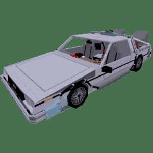 Iconic Movie Vehicles 1.12.2, 1.11.2, 1.10.2