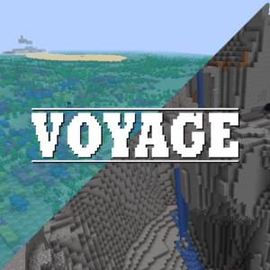 Мод Voyage для майнкрафт 1.15.2, 1.14.4