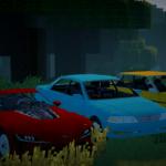 Пак машин тойота - D33 Toyota package для Flan's
