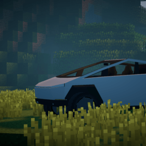 Пак машин Тесла - D33 Tesla package для Flan's