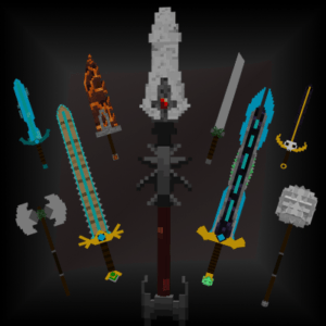 Мод Advanced swords для майнкрафт 1.15.2 1.14.4, 1.12.2