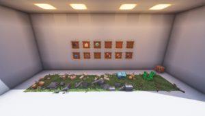 Мод CAZfps Landscape для майнкрафт 1.15.2, 1.14.4, 1.12.2