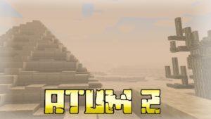 Мод Atum 2: Return to the Sands для майнкрафт 1.15.2, 1.12.2