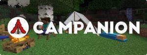 Мод Campanion для майнкрафт 1.16, 1.15.2