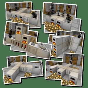 Мод на дымоход - Advanced Chimneys 1.16.4, 1.15.2, 1.14.4, 1.12.2, 1.7.10