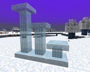 Мод на ледниковое измерение - Glacia Dimension 1.15.2, 1.14.4, 1.7.10
