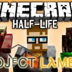 Мод на Half-Life - Project Lambda для майнкрафт 1.12.2