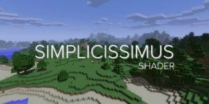 Шейдеры Simplicissimus для майнкрафт 1.14.4, 1.13.2, 1.12.2