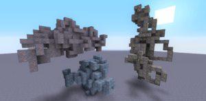 Мод Large Ore Deposits для майнкрафт 1.16.5, 1.15.2, 1.14.4, 1.12.2