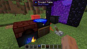 Мод Blue Power для майнкрафт 1.16.1, 1.15.2, 1.14.4, 1.12.2, 1.7.10