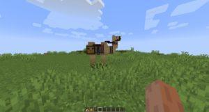 Мод на верблюдов - Camels 1.16.4, 1.15.2, 1.12.2
