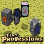 Мод Tiny Progressions для майнкрафт 1.15.2, 1.12.2
