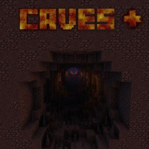 Мод Caves Plus 1.15.2, 1.14.4, 1.12.2 (улучшение подземелий)
