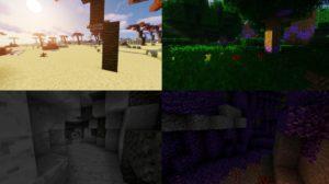 Мод Caves Plus для майнкрафт 1.12.2