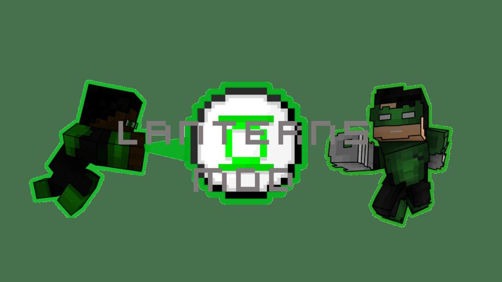Мод Lantern Corps Universe для майнкрафт 1.12.2