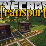 Мод Transport для майнкрафт 1.15.2, 1.12.2