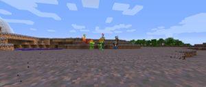 Мод MrVorgan's Plants Vs Zombies для майнкрафт 1.12.2