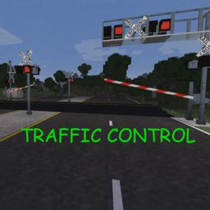 Мод Traffic Control для майнкрафт 1.12.2