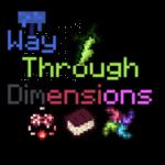 Мод Way Through Dimension для майнкрафт 1.15.2, 1.14.4, 1.12.2