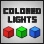 Мод на цветные лампы - Colored Lights для майнкрафт 1.12.2