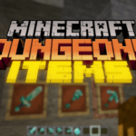 Ресурспак Minecraft Dungeons Items [16x] 1.15.2