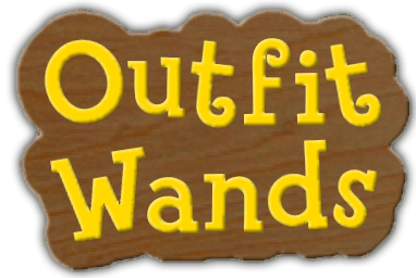 Мод Outfit Wands для майнкрафт 1.15.2