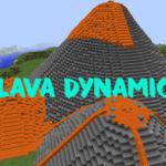 Мод Lava Dynamics для майнкрафт 1.16.2, 1.12.2