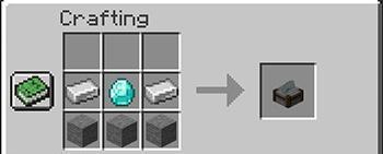 Мод на стеклорез - Glass Cutter для майнкрафт 1.15.2