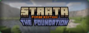 Мод Strata Forge Edition для майнкрафт 1.15.2