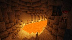 Мод Oremageddon (новые виды пещер) для майнкрафт 1.12.2