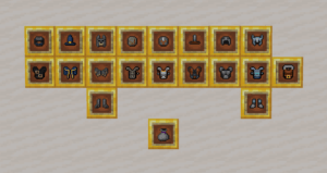 Мод Feder's Dungeon Armors для майнкрафт 1.15.2