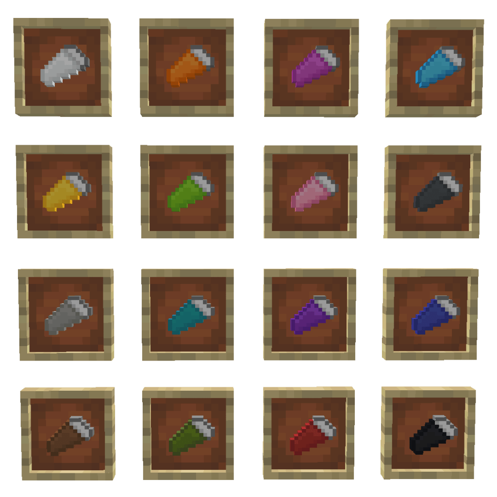 Мод на спальные мешки - Sleeping Bags 1.16.5, 1.15.2
