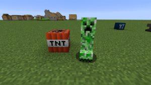 Мод Environmental Creepers для майнкрафт 1.16.3, 1.15.2, 1.14.4, 1.12.2