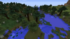 Мод Climatic Biomes для майнкрафт 1.14.4, 1.12.2