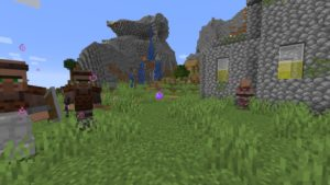 Мод на защитников деревни - Guard Villagers 1.16.4, 1.15.2, 1.14.4