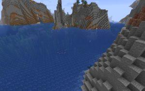 Подводный разрушенный портал 1.16.1