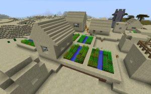 Зомби-деревня в пустыне 1.12.2