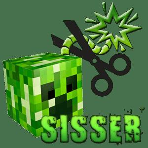 Мод Sisser для майнкрафт 1.16.1, 1.15.2, 1.14.4