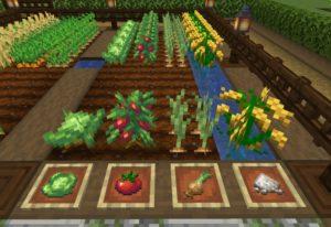 Мод Farmer's Delight для майнкрафт 1.16.4, 1.15.2