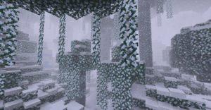 Мод Primal Winter для майнкрафт 1.16.4, 1.15.2